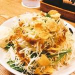 東京粉餃子 - サラダ