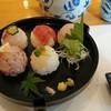 こめ結い 花つづみ - 料理写真:手まり寿司
