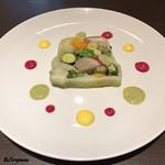 Yui - 季節の野菜のテリーヌ