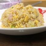 ホームラン食堂 - 料理写真:炒飯!