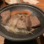 華月 - 倉石牛の焼き物