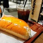 niko and...COFFEE - 料理写真:フルーツホイップ¥324