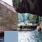 9486459 - 川沿いの露天風呂(今は足湯らしいです)