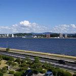 9486734 - 部屋からの宍道湖の眺め