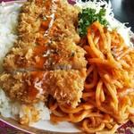 銀嶺 - 長崎洋食名物トルコライス