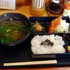 あしたば麺堀芳 - 料理写真:あしたば麺定食 700円(税込)