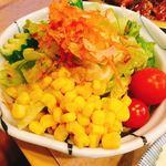 すヾき屋 - サラダ