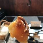 エピドルージュ - りんごたっぷり、サックリパイがとても美味しいですよ♪(2018.10.19)