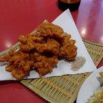 94864757 - 鶏の天ぷら