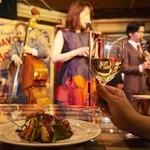 Bar Bar Bar - 料理&ステージ(公式)