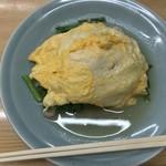 葛西橋 - ニラ玉(650円)