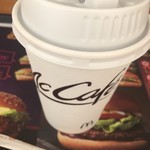 マクドナルド - マックカフェ (*´ω`*) プレミアムローストコーヒーS