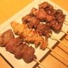 鶴見肉酒場 - 料理写真:充実の串焼き♪