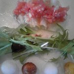 9487709 - 前菜~鯛のカルパッチョ♪