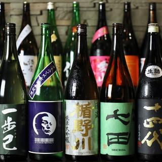 自ら選び抜いた【日本のクラフトビールと日本酒】
