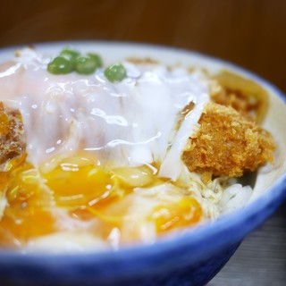 坂本屋 - 料理写真:かつ丼