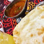 ベンガル カレー - チキンカレー