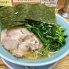 秀吉家 - 料理写真:並盛り   ほうれん草増量(^ ^)    平日に20分待ちで頂きました。