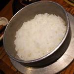 こだわり米 匠 - 銀シャリ