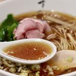 すすり - あっさり繊細なスープ