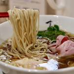 すすり - 麺リフト