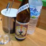 9488735 - だれやめセットの焼酎 ホントは1合なのに飲み放題にしてくれました。うれしい。