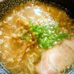 9488765 - 自然海塩そば(650円)