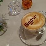 Sghr cafe - カプチーノ 648円