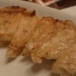 蘭亭 - ヘルシー鶏餃子♪