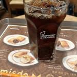 ミスタードーナツ JR札幌ショップ - ミスドアイスコーヒー~☆