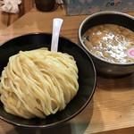94883334 - 濃厚つけ麺(並 200g)