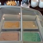 レストラン Rivage - アイスクリーム