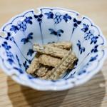 吉田屋 美濃錦 - ■骨煎餅
