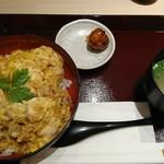 94884814 - 名古屋コーチン親子丼ランチ