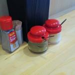 94888353 - 薬味は柚子胡椒とニンニク