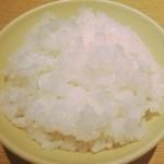 丸源ラーメン - ご飯