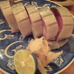 小石川 かとう - 鯖棒寿司