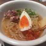 神楽坂焼肉 Kintan - 盛岡冷麺