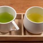 セララバアド - 2018.10 日本茶