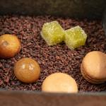 セララバアド - 2018.10 栗 柿 シナモン オリーブオイルグミ