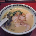 ラーメンショップ 西海 - 料理写真:炙りバラとろチャーシュー麺