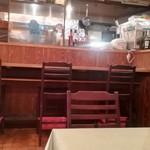 レストラン ジェファン - 店内