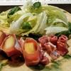 ダルマイヤー - 料理写真:生ハムは前菜に利用