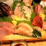 三田商店 - お刺身盛り