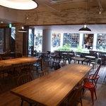 """ジンナンカフェ - 【1F】開放的なテラス席で、心地よい風と共に""""自分だけの時間を"""""""