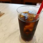 レジーナ イタリアーナ - アイスコーヒー