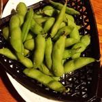 土風炉 - 枝豆