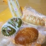 森のパン屋 - 料理写真:「森のパン屋」さんのパン