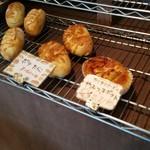 森のパン屋 - ポテトパンも食べてみたい