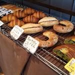 森のパン屋 - 胡桃のパンもありました